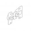 Lankstas tarpinis reguliuojamas SLIDO FOLD 25/50 sistemai