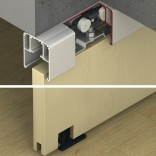 SDS SLIDO Classic P medinėms durims