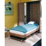 Galinis lovos pakėlimo mechanizmas