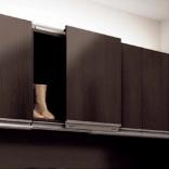 Paralelinio durėlių atidarymo sistema MFS