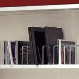 Skirtukas knygų ar CD/DVD laikymui