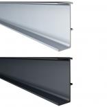 Profilis aliuminio viengubas GOLA II