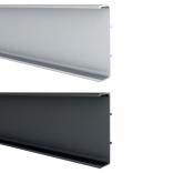 Profilis aliuminio dvigubas GOLA II