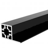 Profilis CUBE sienelei, nugarėlei iš plokštės