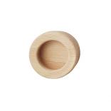 Rankenėlė įfrezuojama medinė