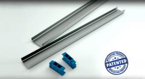 Gola II - universali aliuminio profilių rankenėlėms sistema